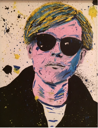 """I Want To Be Plastic."" Andy Warhol"